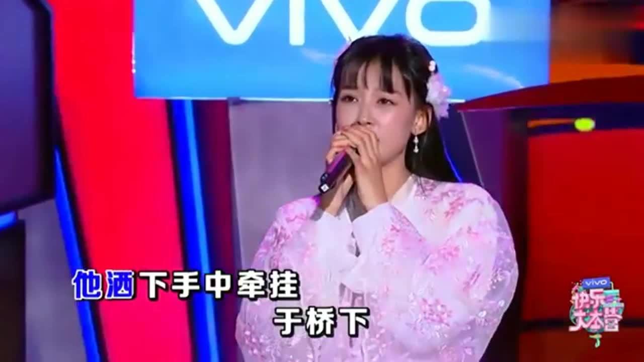 孙怡唱《芒种》开口跪,可吴昕怎么接的?许凯笑得直拍手!