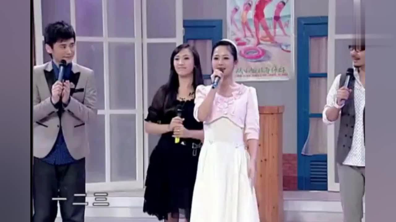 不要怀疑你的眼睛,9年前,杨紫是这样演唱《娃娃脸》的!