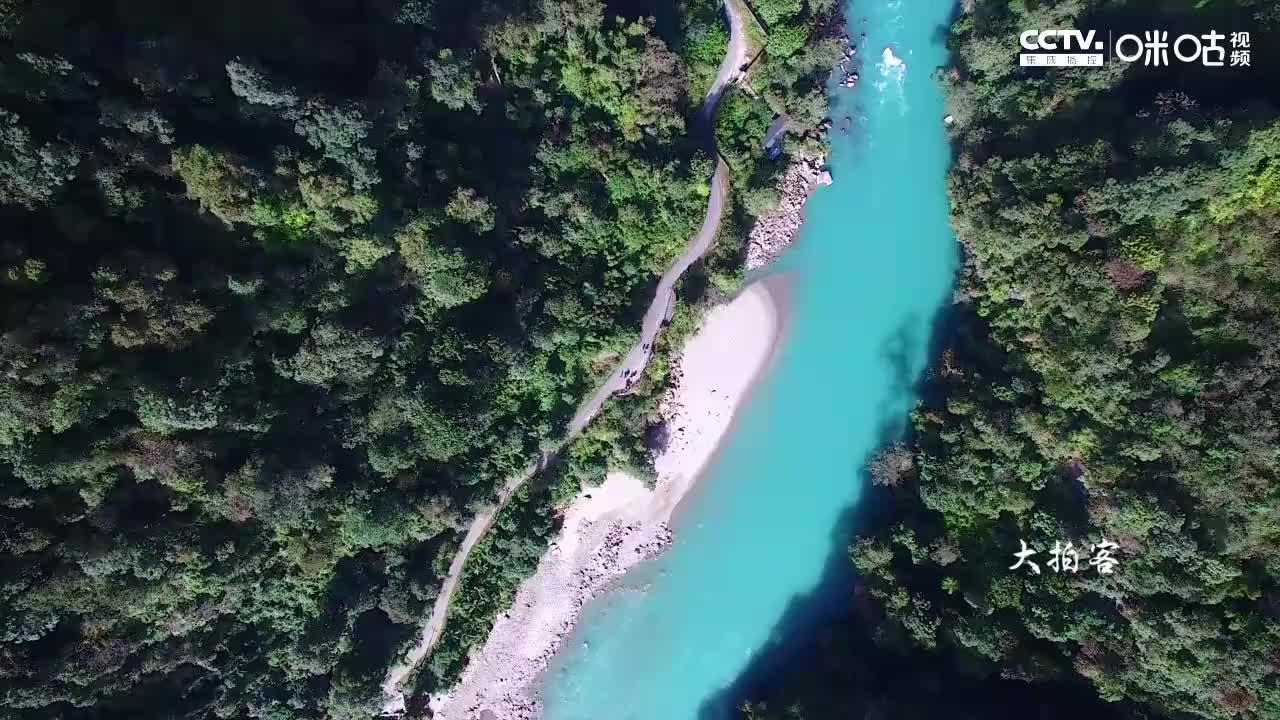 云南贡山县独龙乡的名字就来自于此,独龙江,霸气的名字