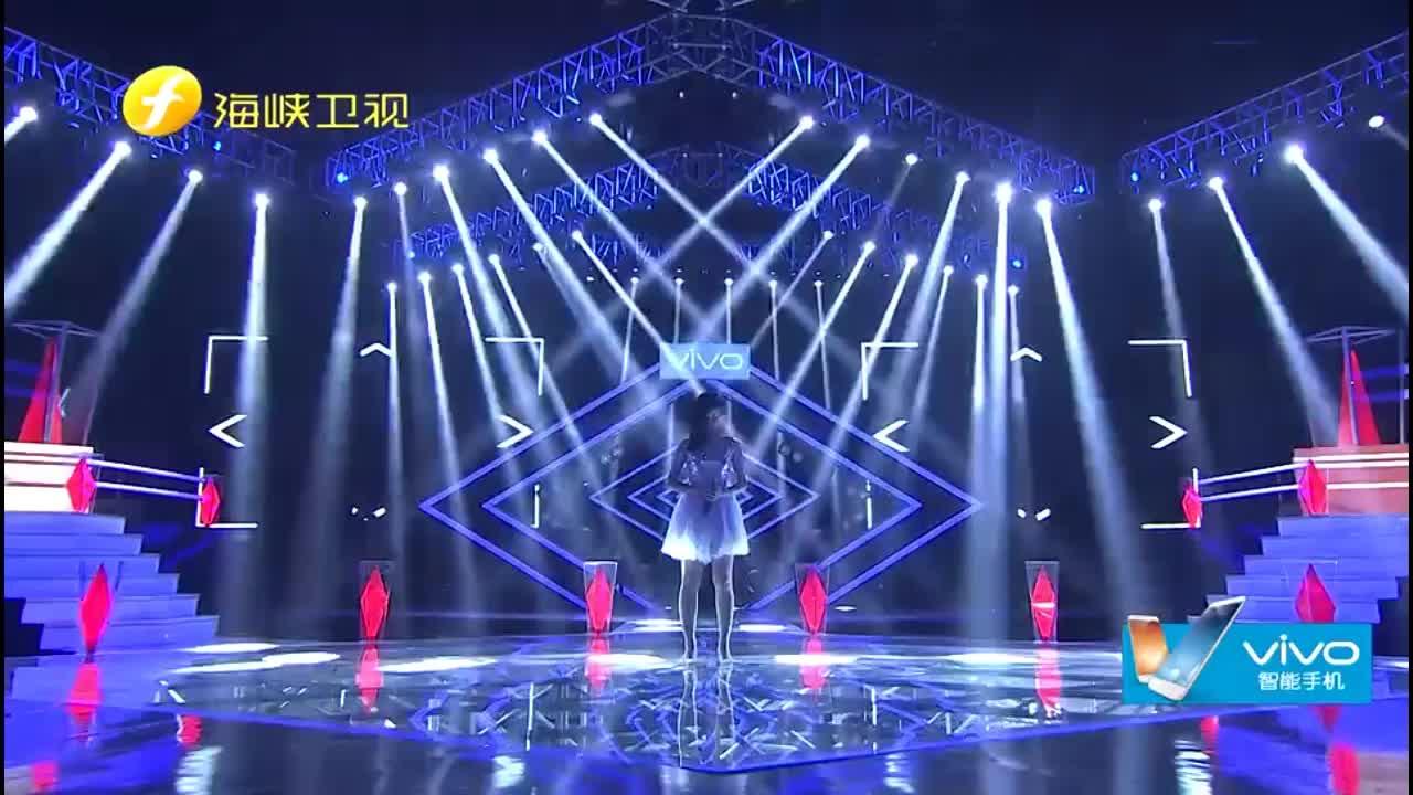 最强音:吴鑫宇深情演唱《Skyscraper》,声音太好听了!