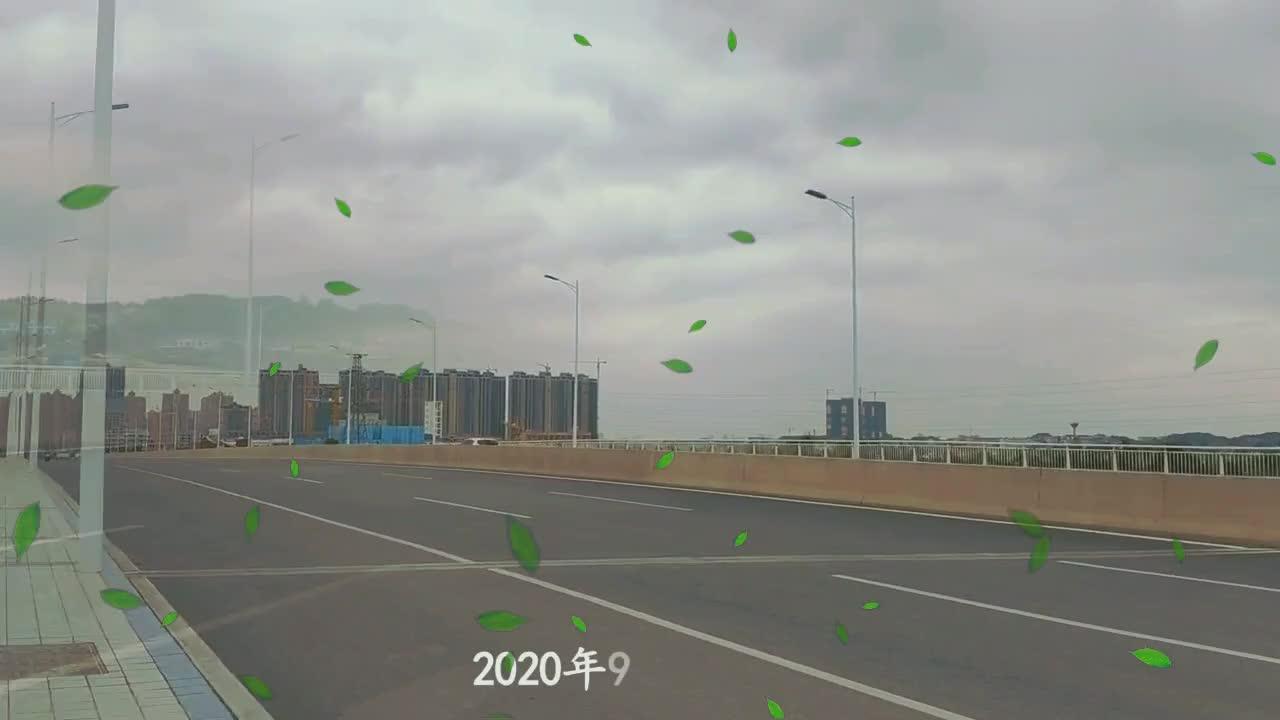 衡阳市西二环蒸水华新大桥,由此经北二环去江东方便了