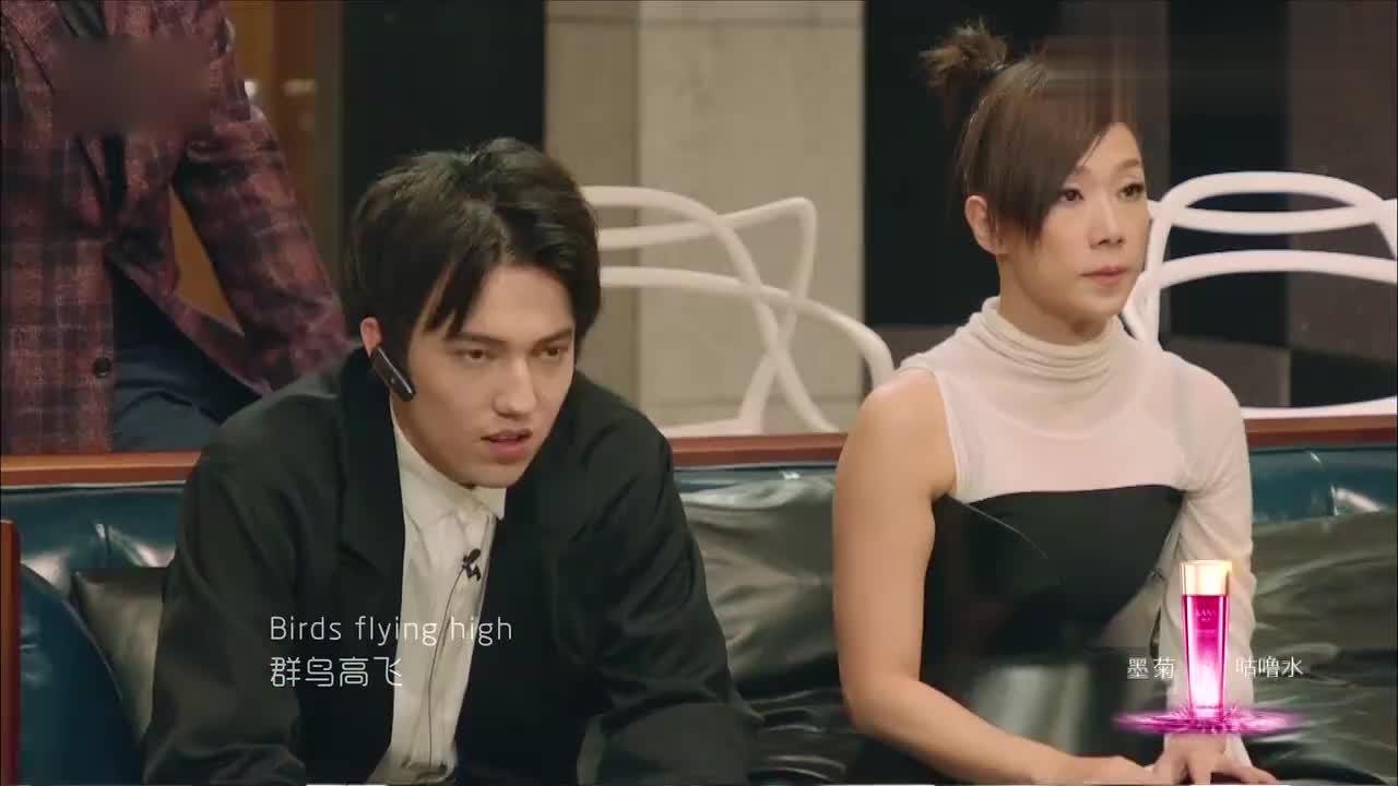 """歌手:林志炫化身""""爵士先生"""",解锁全新曲风,迪玛希都听呆了"""