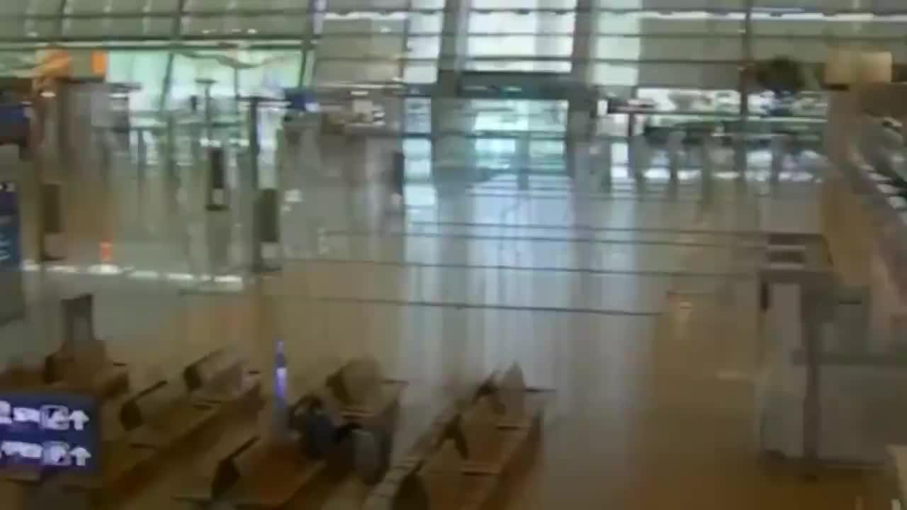 假装出游?! 韩亚航空推没有目的地航班