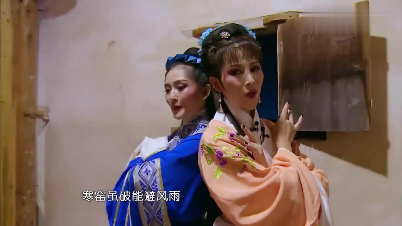 赵丽颖不仅会演戏,和娜比唱花鼓戏也很厉害,两个小孩太可爱了!