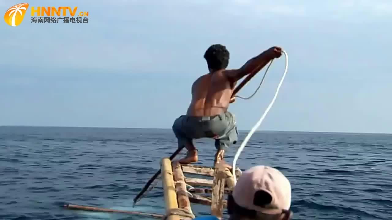 最后的传统捕鲸者,靠一把鱼叉捕杀抹香鲸,一年6条全村人分吃!
