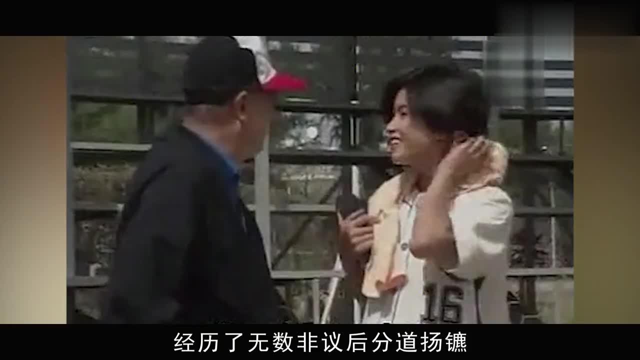 郑伊健和邵美琪,打破偏见相爱七年,却惨被辜负如今依旧单身