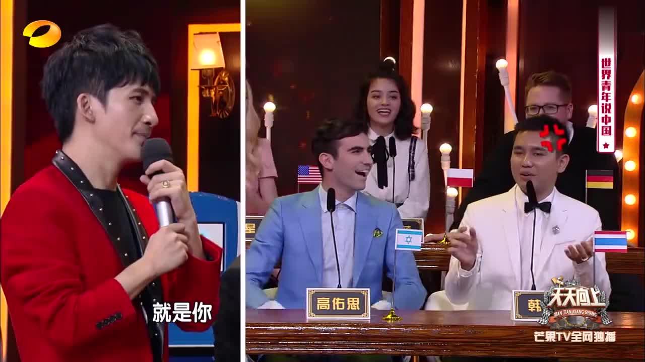 世界青年留学生最爱中国烤鸭丫头,中国美食博大精深,太自豪!