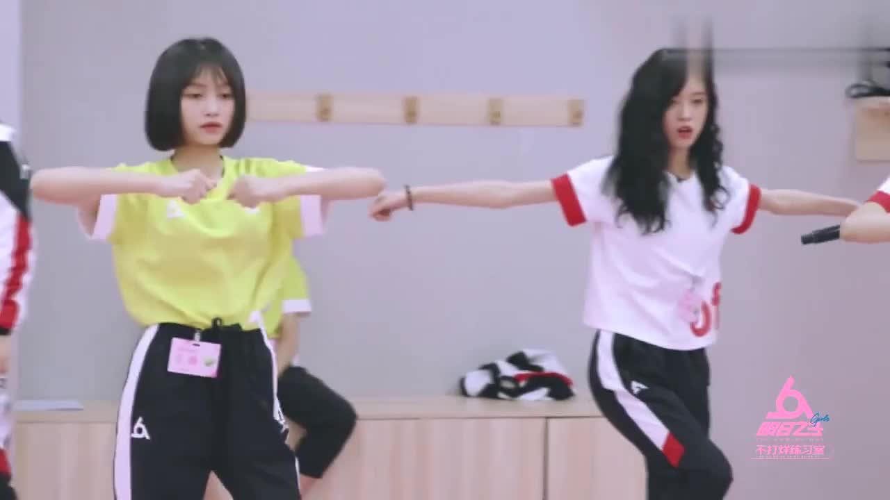 徐若侨秀舞技,没想到张钰琪秒学会,咋打脸了还在洋洋得意呢?