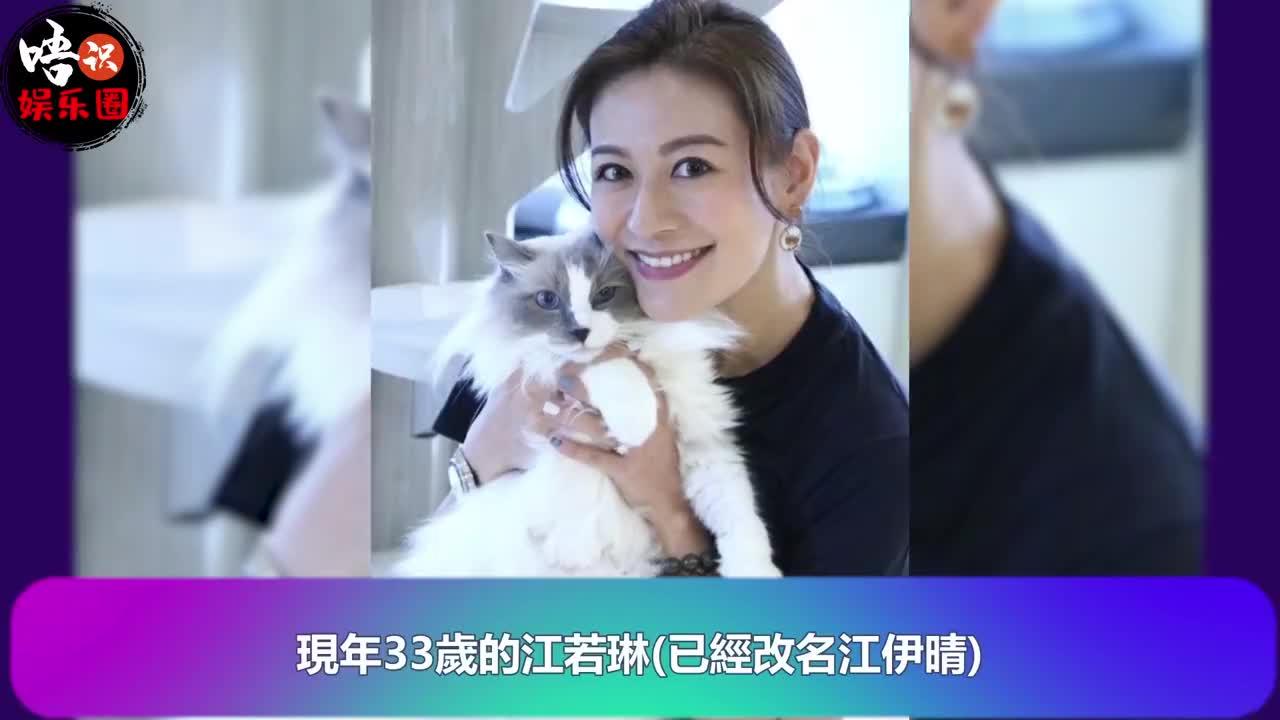 江若琳投资扭亏转盈运气好,婚后受宠从不做家务,遗憾至今未怀孕