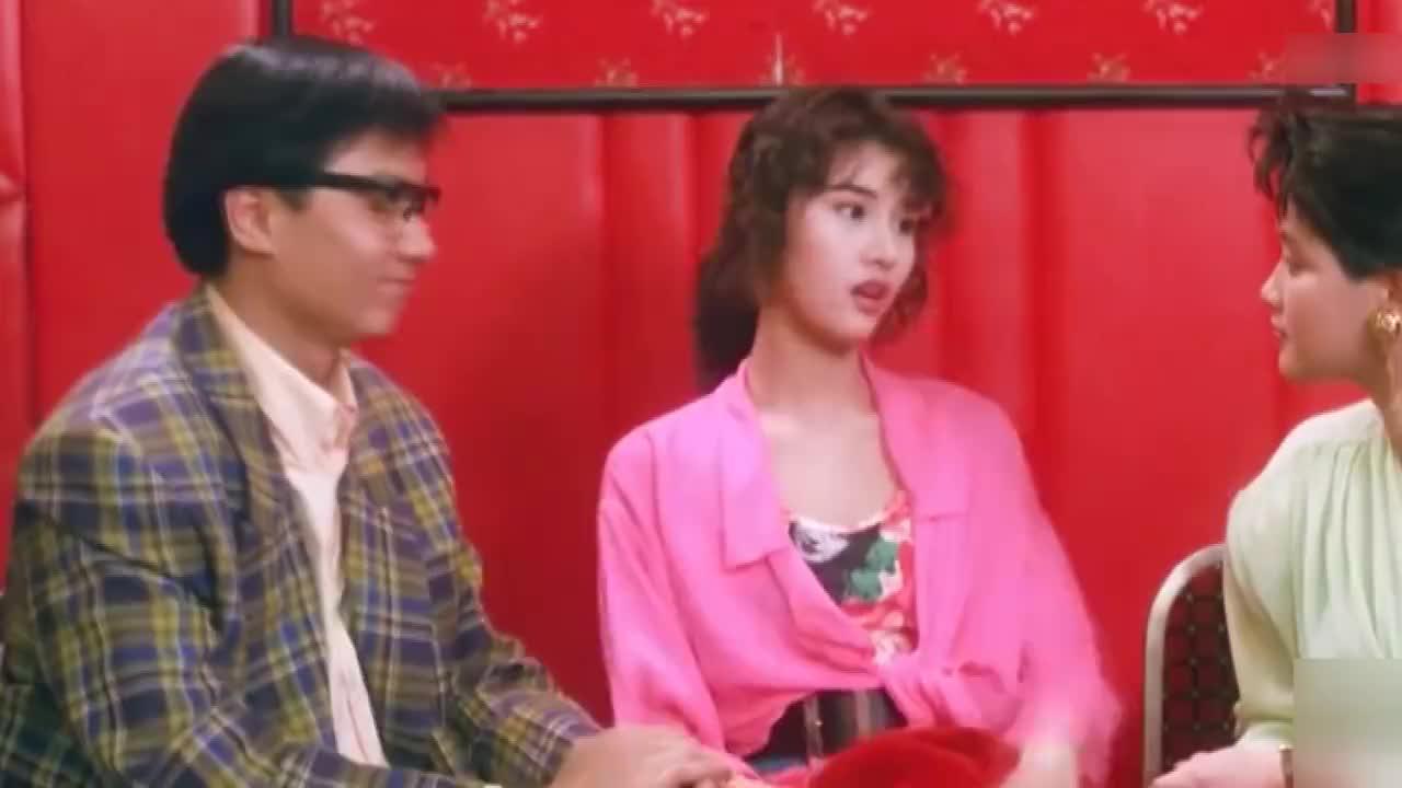 林青霞:这是我18岁,朱茵:这是我18岁,周海媚:麻烦让让