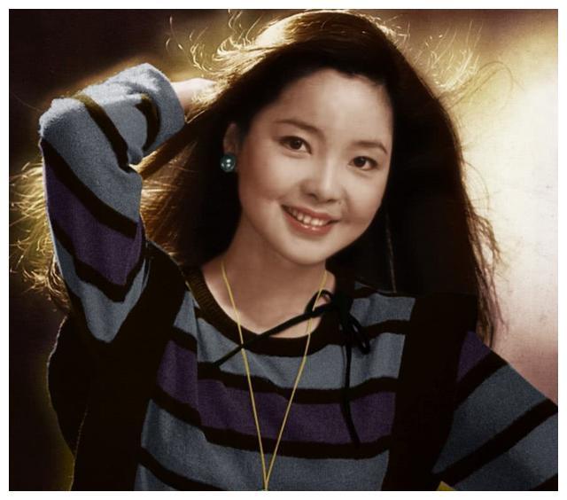 擅长甜歌的女歌手,王心凌上榜,邓丽君经典,第一被誉为甜歌女神