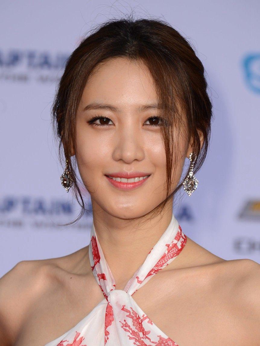 韩国女星秀贤,她作为漫威里为数不多的亚洲面孔,真的十分惊艳!