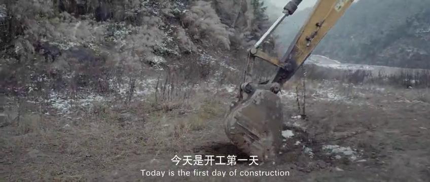 最新灾难电影大片工地奠基开工挖出巨蛇人蛇大战一触即发!