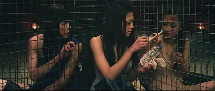 周秀娜姐妹三人在狱中互相倾诉,终解心结