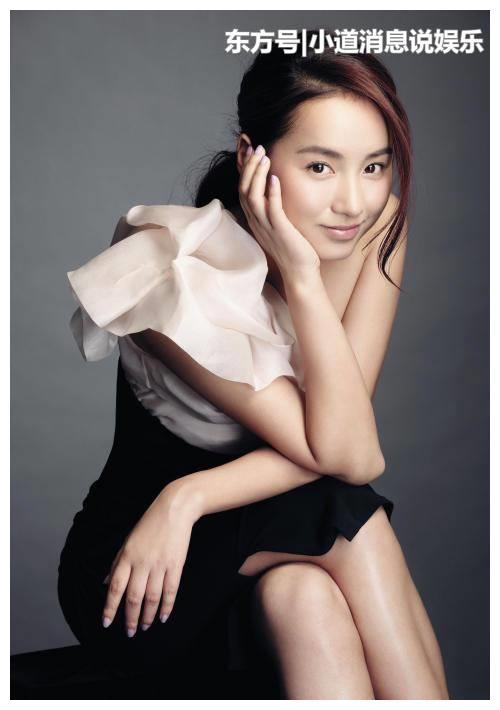 出道13年零绯闻,闪嫁《花千骨》的东华上仙,结婚戒指让人羡慕