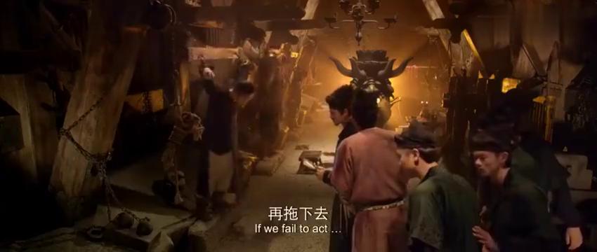 狄仁杰之神都龙王:沙陀忠被狄仁杰忽悠懵了,狄仁杰帮他分析!