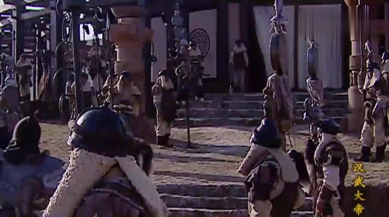 汉武大帝:中行说病危,临终前告诉大单于,再不可对汉朝用兵了!