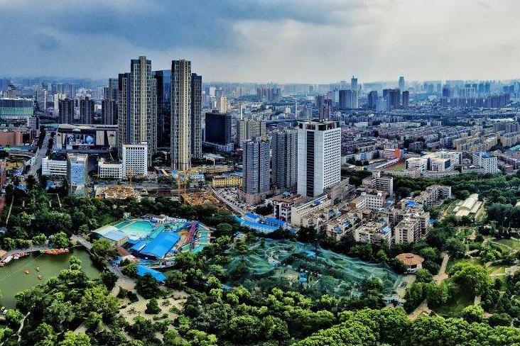 """河南一座实力县级市,由周口代管,入选新一批""""国家园林城市"""""""