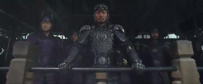 长城:全军整装待命,等待敌人的到来,威廉非常想知道敌人是谁
