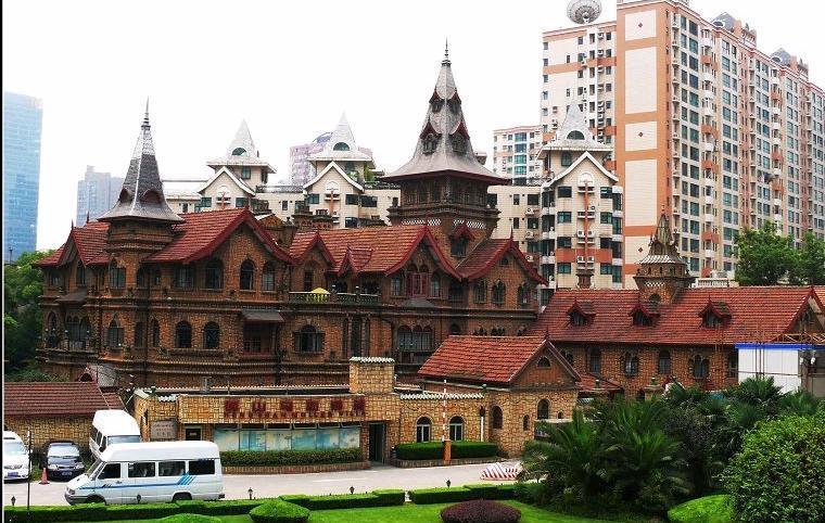 上海鲜为人知的3栋老建筑,藏着比外滩更美的景点,假期走起