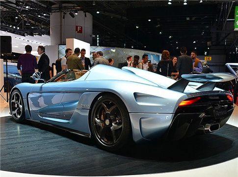 豪华感加倍的汽车美图,安全性能有保障,设计符合物理学