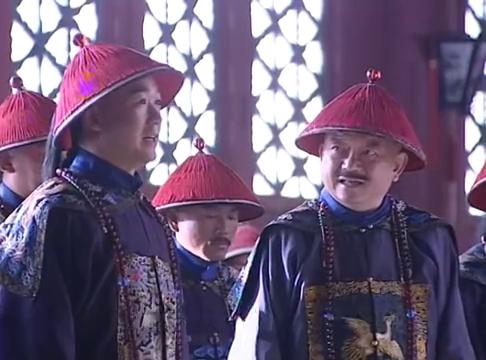 纪晓岚:皇上一不高兴,和珅竟吓得六神无主,让老纪赶紧救场