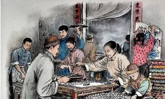 满族人在餐桌上的文明礼仪