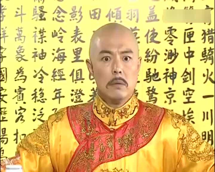 尔康说出了香妃和蒙丹的爱情故事,紫薇听了,觉得好感动啊!