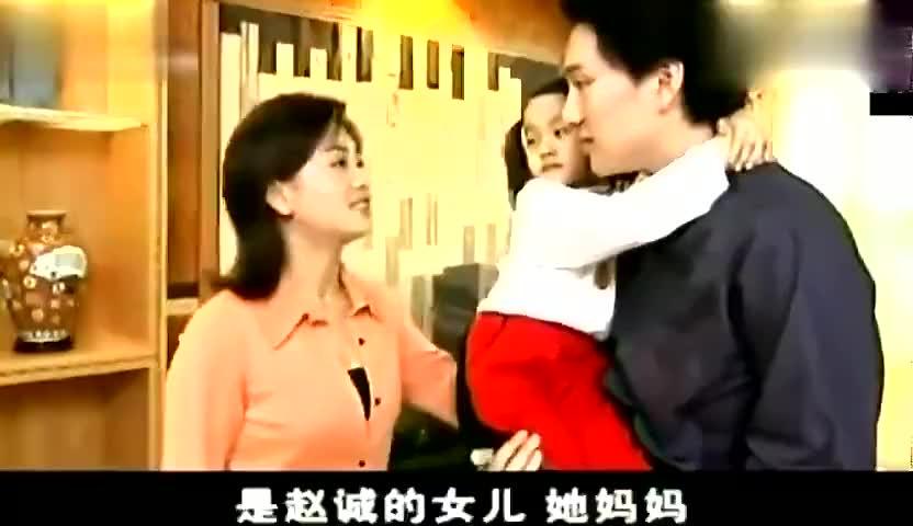 关晓彤4岁时演的电视剧~ 自带说话节奏的平平简直太可爱了~