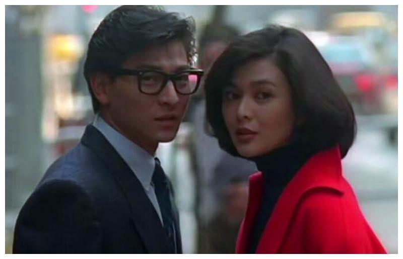 颜值最高的荧幕情侣刘德华和关之琳,一代人的心中偶像