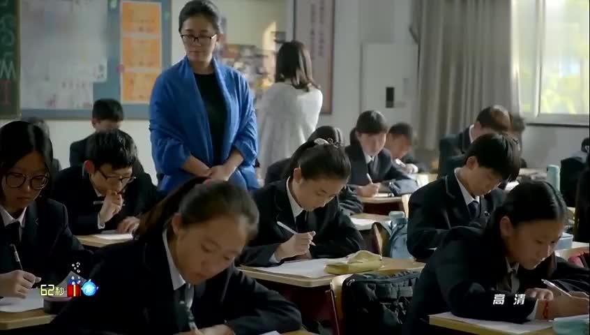 小别离:琴琴成绩那么好,重点高中随便考,妈妈还张罗着要她出国