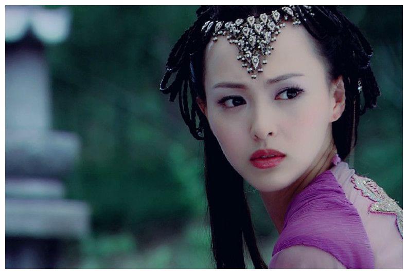 唐嫣的紫萱,刘亦菲的王语嫣,林心如的紫薇,曾黎的梅三娘,谁美