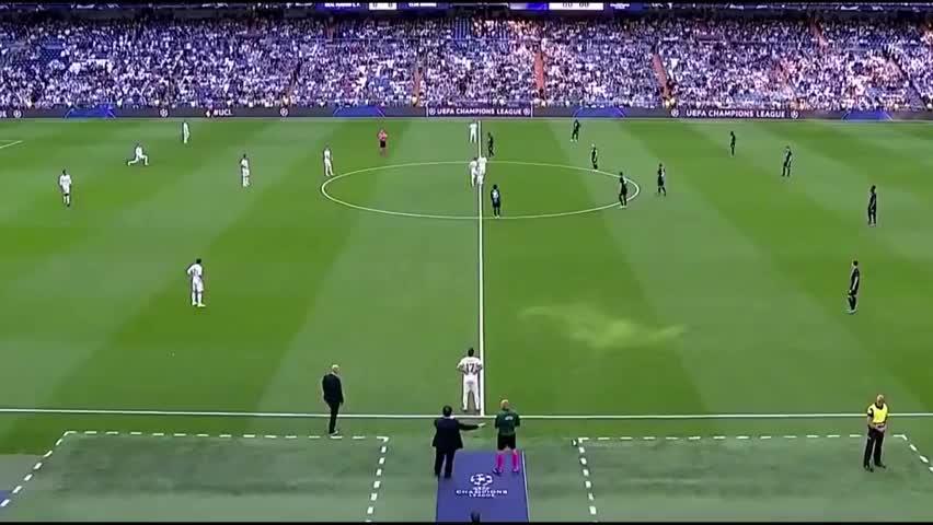 拉莫斯、卡塞米罗破门,皇家马德里主场2-2战平布鲁日