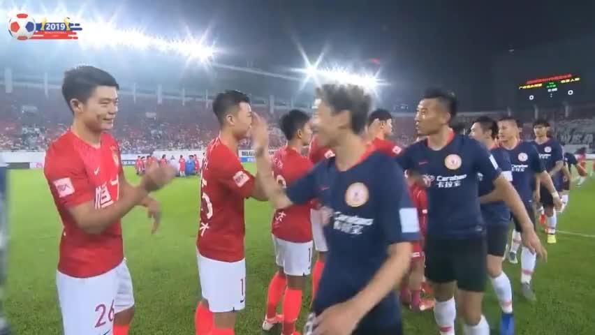 足协杯-杨立瑜传射韦世豪戴帽,恒大5-0大胜人和挺进八强