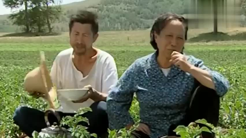 暖春:大妈到田里不干活,跟隔壁村妇来劲,两人指桑骂槐真是逗!