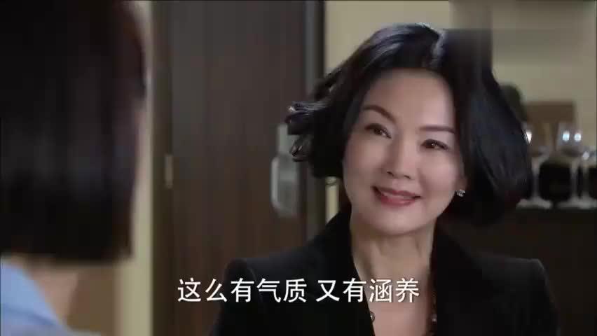 精彩影视:通过心机女安排演的戏,男子妈心里有很好的映象了