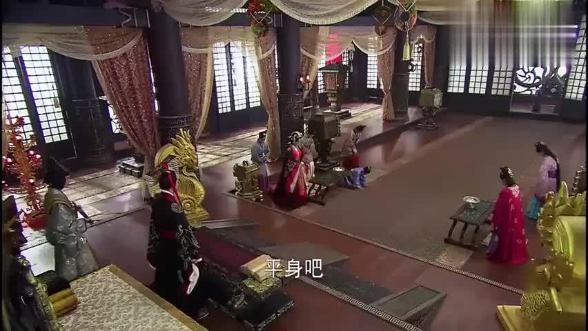 王姬为刘彻生下皇子,以为可以取代子夫,没想到陛下却下了这道旨