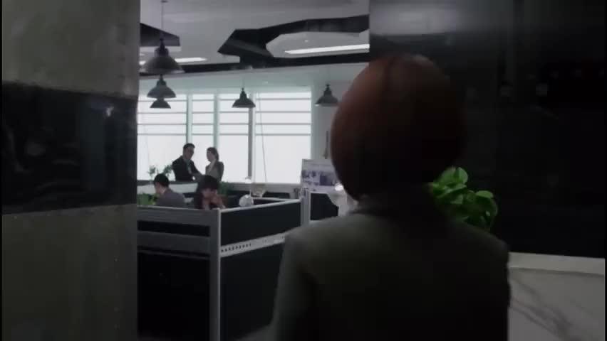 一见不钟情:皮特跟洛洛道歉,还说要放弃工作,这是何必呢