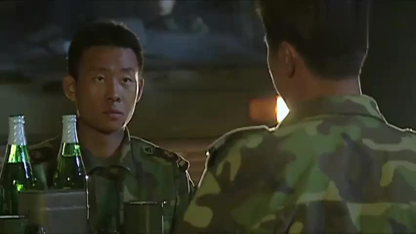 士兵突击:许三多成进步最大的兵,连长一番话却暗示史今要退伍