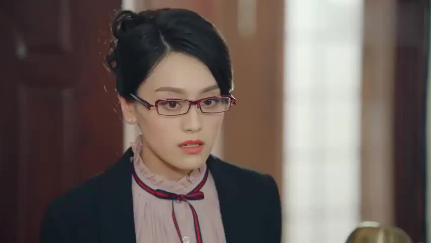 女老师来找沈巍聊天,没想到被赵云澜几句话给对了回去,护食!