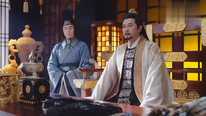 柔然公主被谋害,看到眼前的嫌犯后皇帝头都大了:怎么又是你