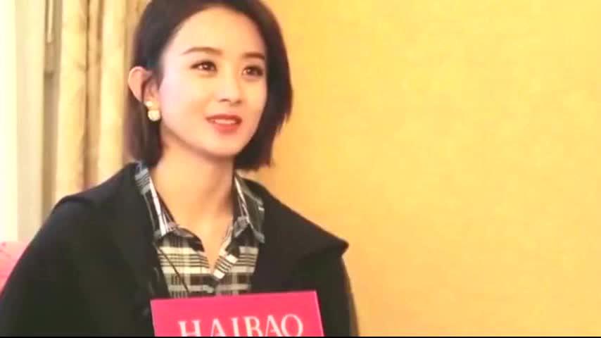 杨幂首次表态:最讨厌的不是颖儿,而是曾经和刘恺威激吻的她