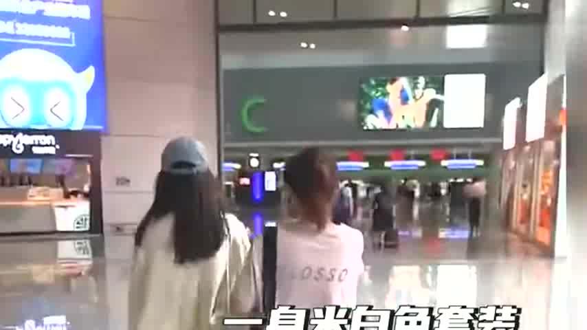 张子萱现身机场太冷清,发现被拍后上前挡镜头,网友:怕拍别出门