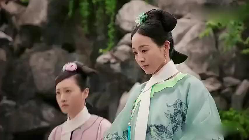 如懿传:海兰好手段,放风筝遭皇后羞辱,一把芦苇花干掉嫡子