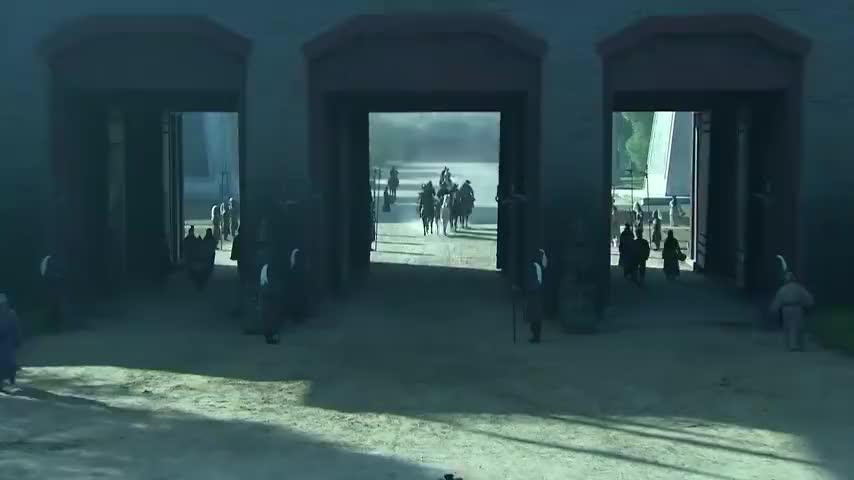 三国:还是许攸明白,刘备此去找到关张二弟,就再也不会回来了