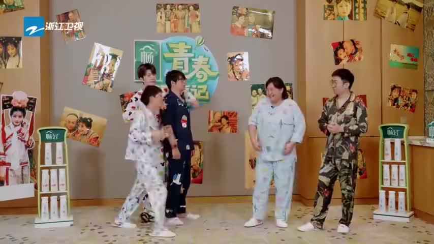 青春环游记2,经典游戏说说出电影名,杨迪说错导演这是要撕破脸