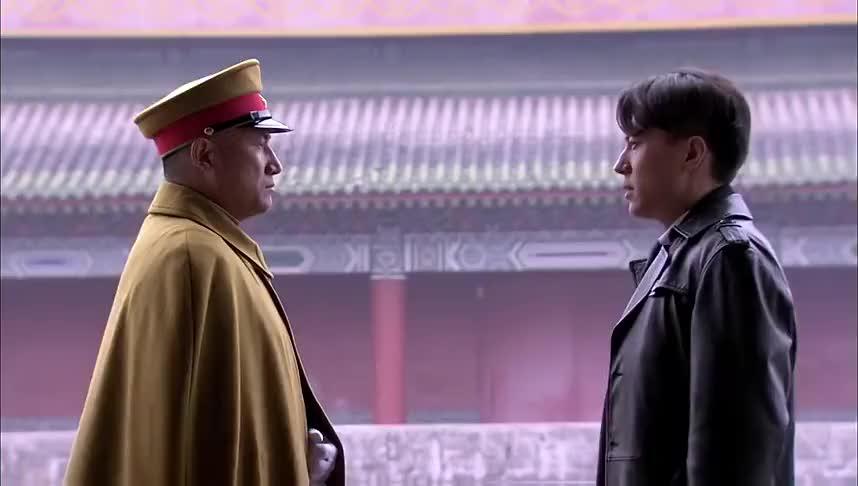 影视:日军要实行细菌战,竹木将军身为军人,态度已经明了!