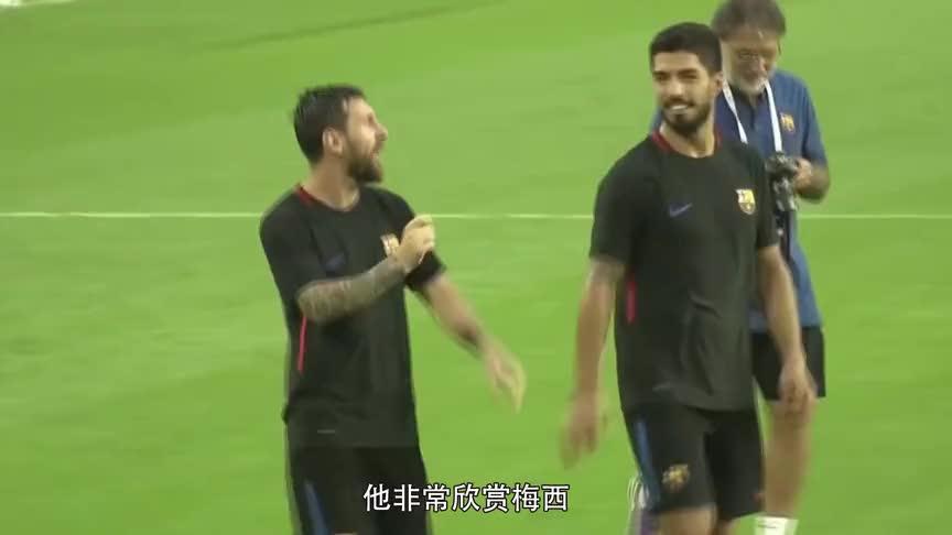 巴萨解雇巴尔韦德,新帅维持旧体系,直言希望梅西踢到60岁