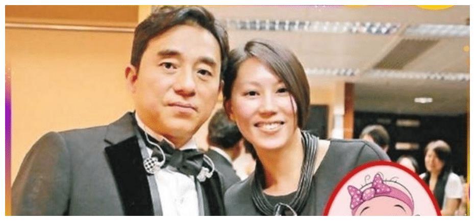 被骂吃郑裕玲软饭的吕方,今57岁荣当爸,年下女富商妻子喜得一女