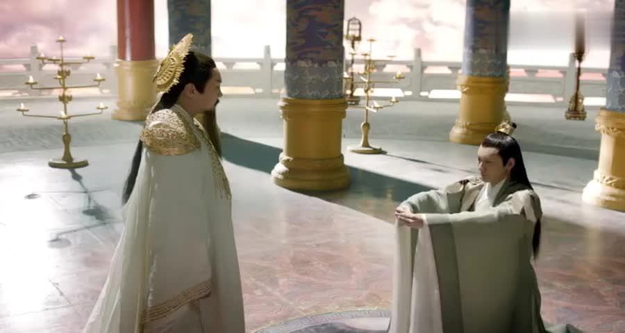 天族皇子与东荒女君联姻,怎料皇子却爱上了女君的婢女,天君大怒